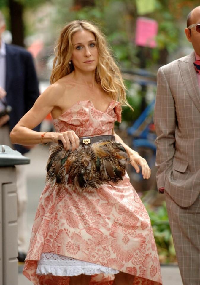 Sarah Jessica Parker, toujours de sublimes robes