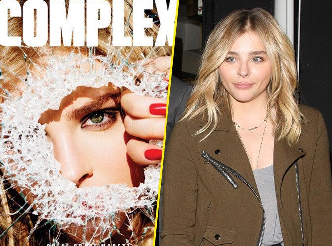 Chloe Moretz : prête à briser la glace pour Complex Magazine