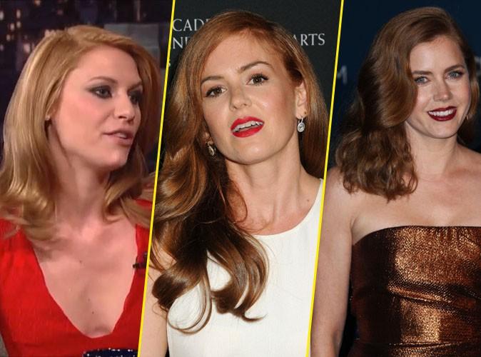 Le roux, nouvelle tendance chez les stars d'Hollywood !
