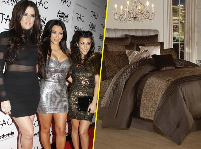 Deco chambre khloe kardashian for Decoration maison kardashian
