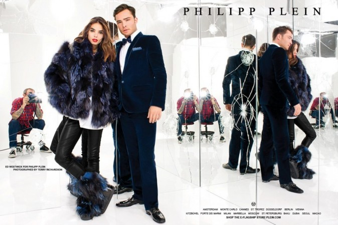 La campagne publicitaire de Philipp Plein !