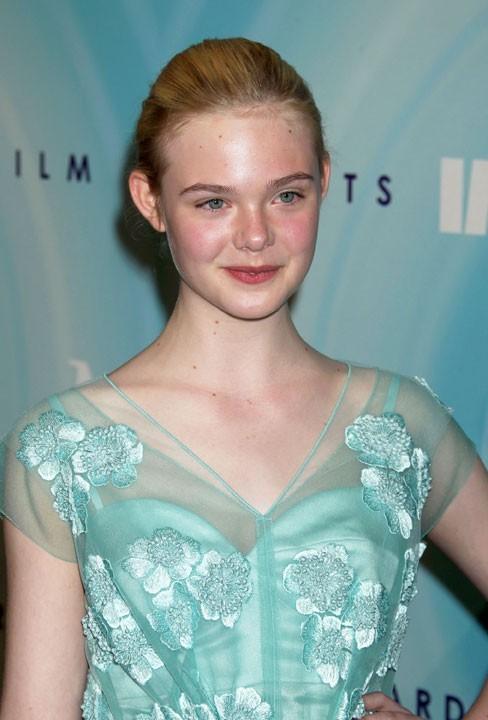 Ce n'est pas Dakota qui aurait porté une robe pareille !