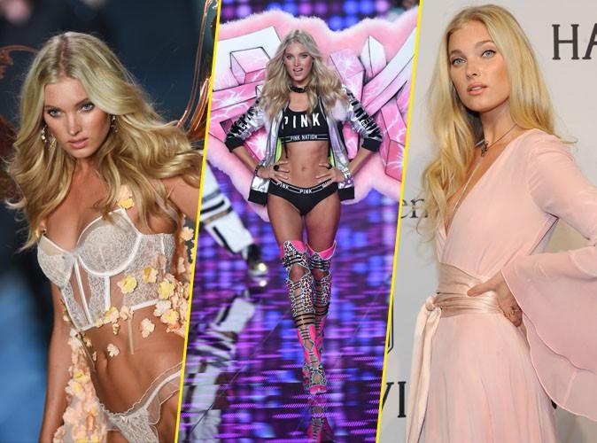 Photos : Elsa Hosk, un nouvel ange débarque chez Victoria's Secret !