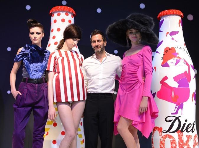 Eliza Cummings, Lily McMenam, Marc Jacobs et Ginta Lapina.