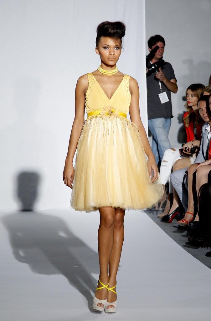 Exclu Public : Fashion Week Paris printemps-été 2014 : le défilé Christophe Guillarmé : on y était!