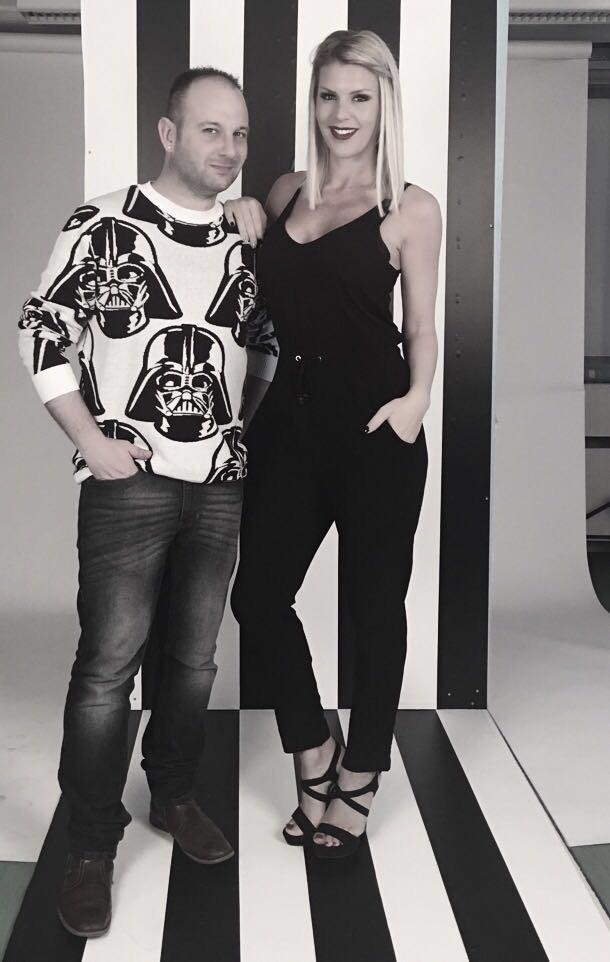 Exclu Public : Photos : Amélie Neten : elle signe sa deuxième collection pour Metro Boutique