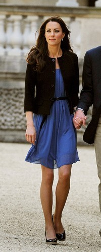 Kate Middleton en Zara