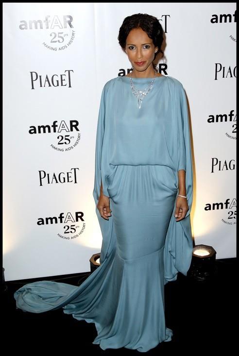 Sonia Rolland au Gala Inspiration de l'AmFar