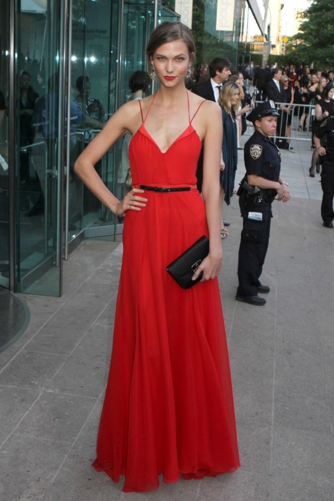 Karlie Kloss en Jason Wu lors des CFDA Fashion Awards