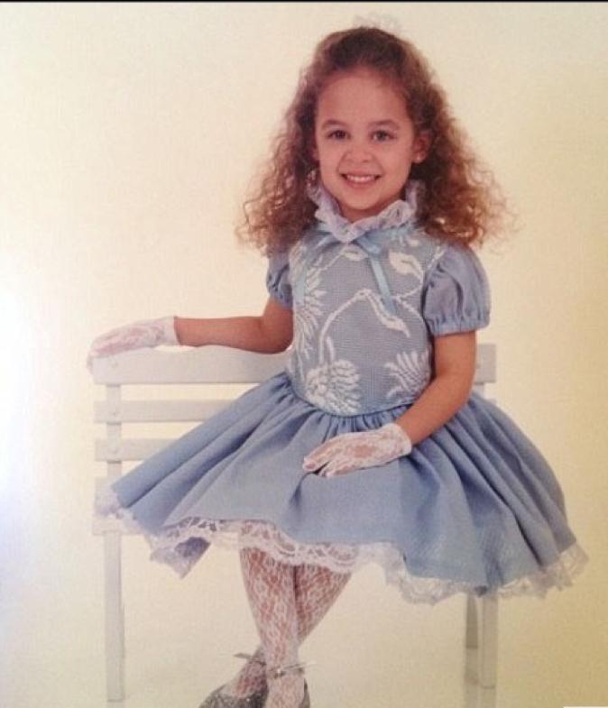 Nicole Richie petite, une vraie poupée !