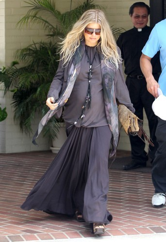 Fergie, le 2 juin 2013 !