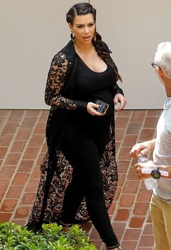Kim Kardashian, le 11 mai 2013 !