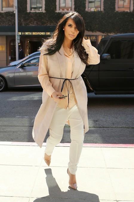 Kim Kardashian, le 12 mars 2013