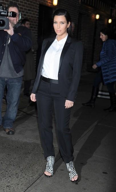 Kim Kardashian, le 16 janvier 2013