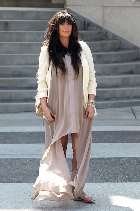 Kim Kardashian, le 16 mars 2013
