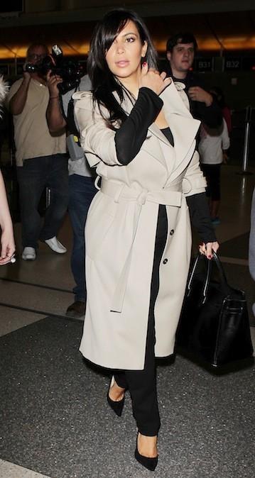 Kim Kardashian, le 17 janvier 2013