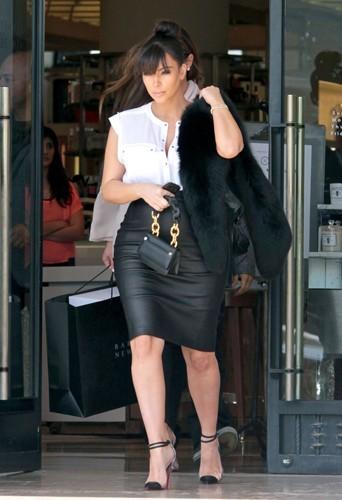 Kim Kardashian, le 21 mars 2013