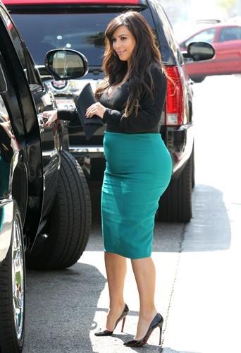 Kim Kardashian, le 24 mars 2013