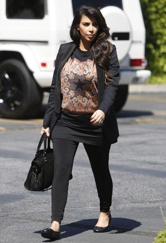 Kim Kardashian, le 29 mars 2013