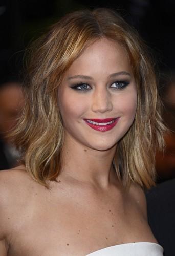 Jennifer Lawrence, le 18 mai 2013 au Festival de Cannes !