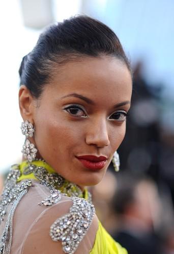 Selita Ebanks, le lundi 20 mai 2013 au Festival de Cannes !