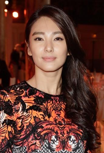 Zhang Yuqi le 16 mai 2013 au Festival de Cannes !