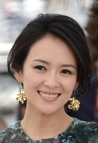 Zhang Ziyi le 16 mai 2013 au Festival de Cannes !