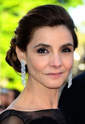 Clotilde Courau, le vendredi 24 mai 2013 au Festival de Cannes !