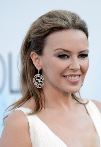 Kylie Minogue, le jeudi 23 mai 2013 au Festival de Cannes !