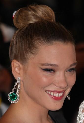 Léa Seydoux, le jeudi 23 mai 2013 au Festival de Cannes !