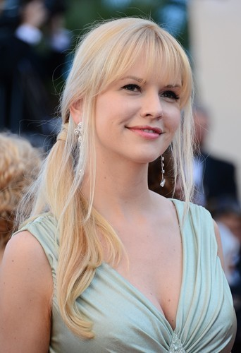 Naomie Kern, le samedi 25 mai 2013 au Festival de Cannes !