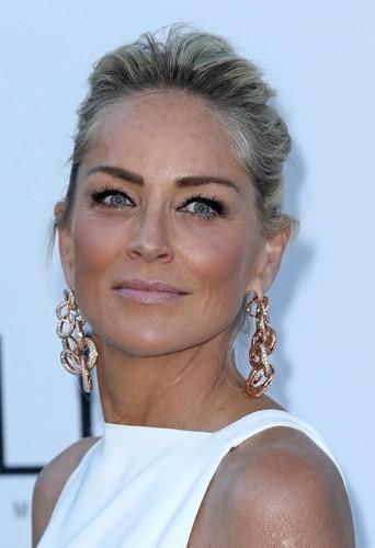 Sharon Stone, le jeudi 23 mai 2013 au Festival de Cannes !