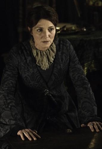 Michelle Fairley alias Catelyn Stark !