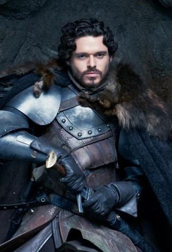 Richard Madden alias Robb Stark !