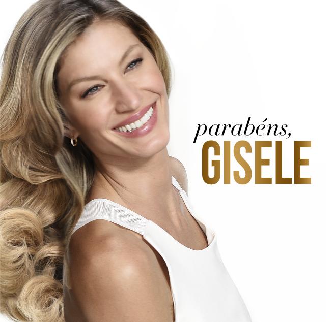 Gisele Bündchen pour Pantene Brésil