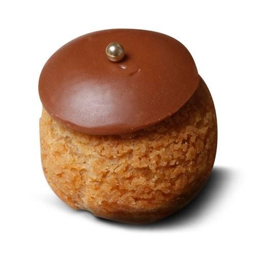 Chou à la crème au chocolat, Popelini