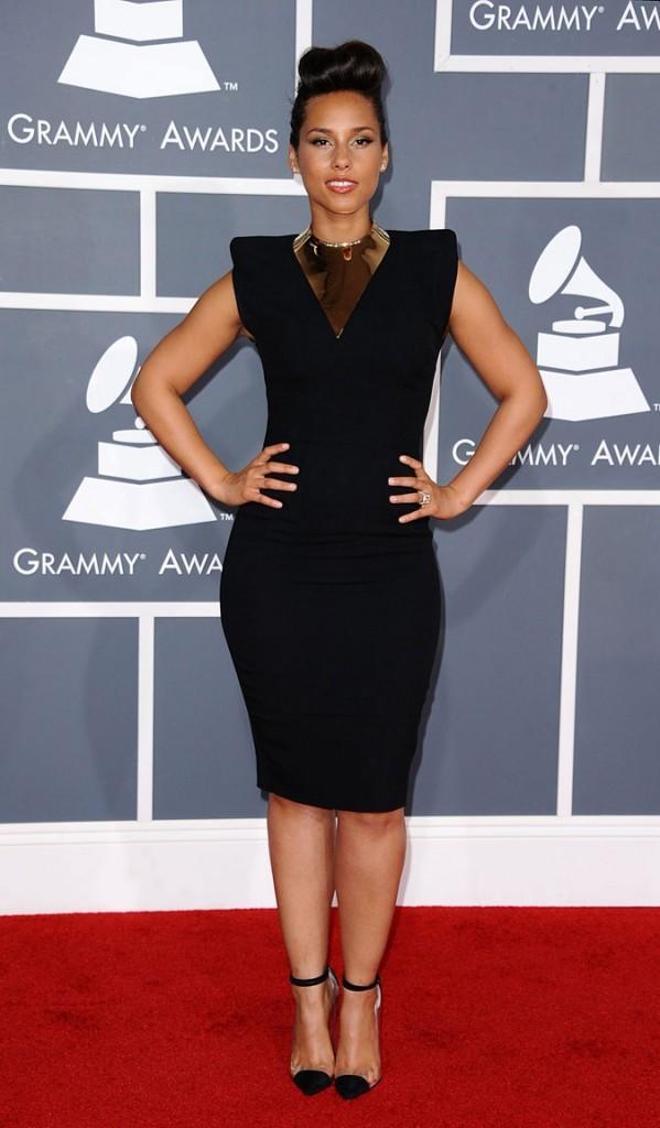 ... Alicia Keys !