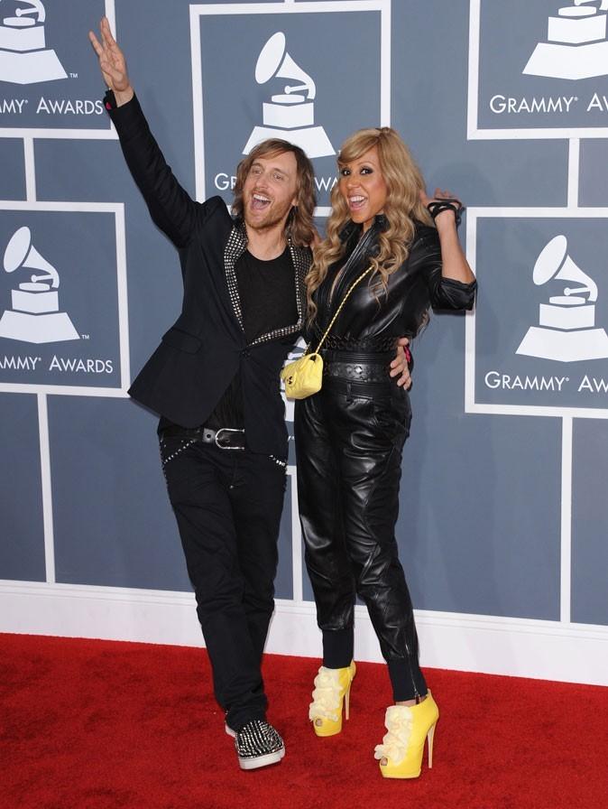 Les Guetta twistent leur look noir ghetto avec des accessoires qui claquent!