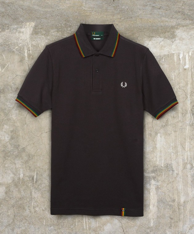 Polo Fred Pery X No Doubt