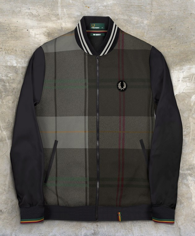 Veste bomber Fred Pery X No Doubt