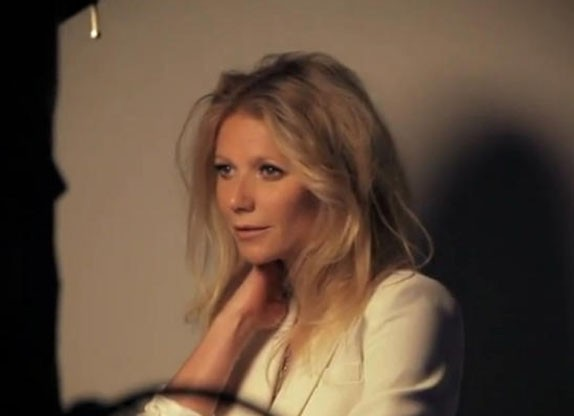 Gwyneth Paltrow pour Max Factor