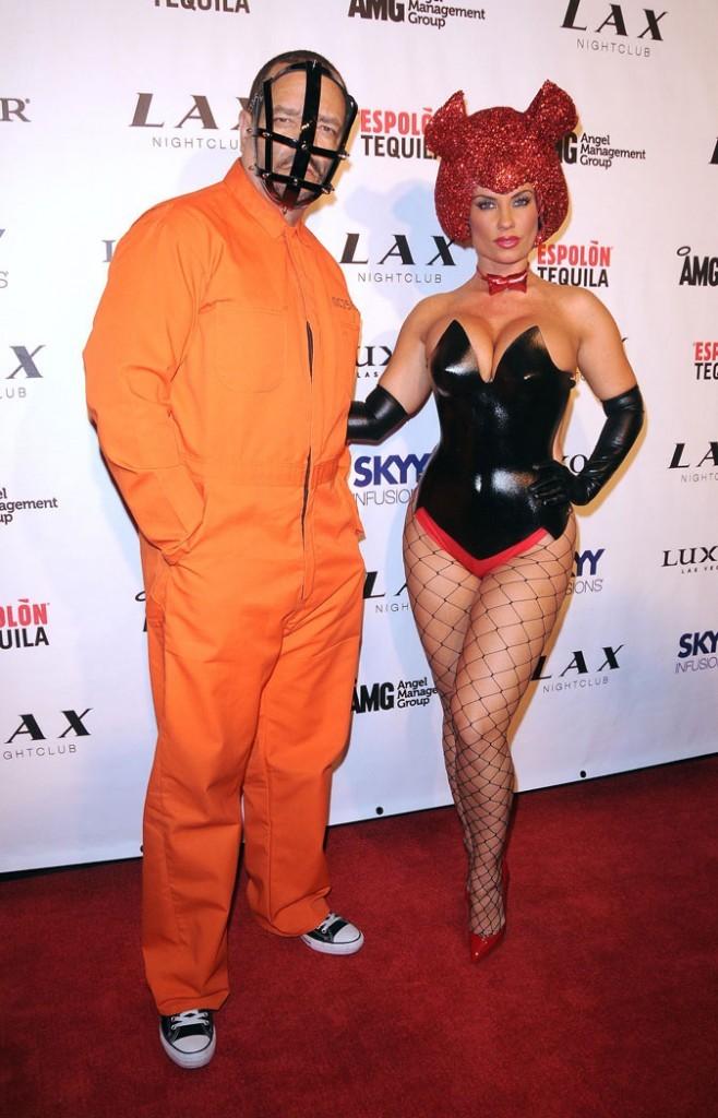 Ice-T et sa femme