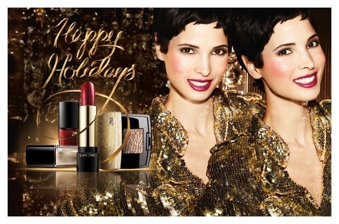 """La Collection d'Hiver Lancôme intitulée """"Happy Holidays""""  !"""