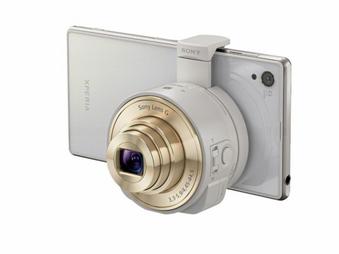 Appareil photo Xperia, Sony 200 €