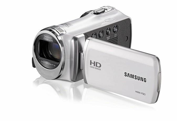 Caméscope F90, Samsung 159 €