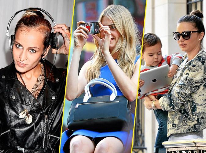 Comme Alice Dellal, Cara Delevingne et Miranda Kerr, mettez-vous à l'high tech tendance !