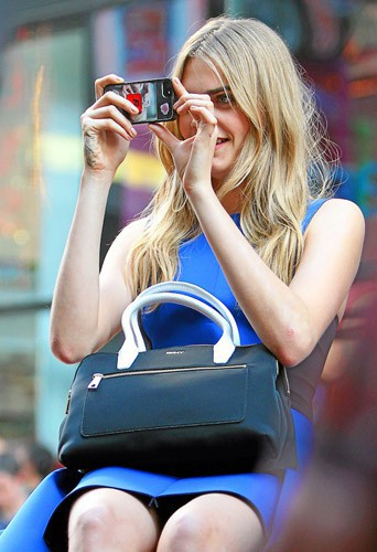 Comme Cara Delevingne, mettez-vous à au caméras high tech tendances !