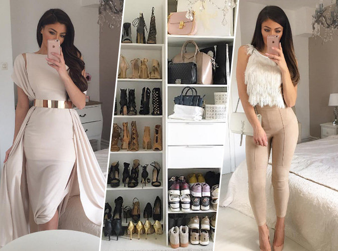 Instagram : Dresslikemila : des talons, du nude et un dressing qui fait rêver !