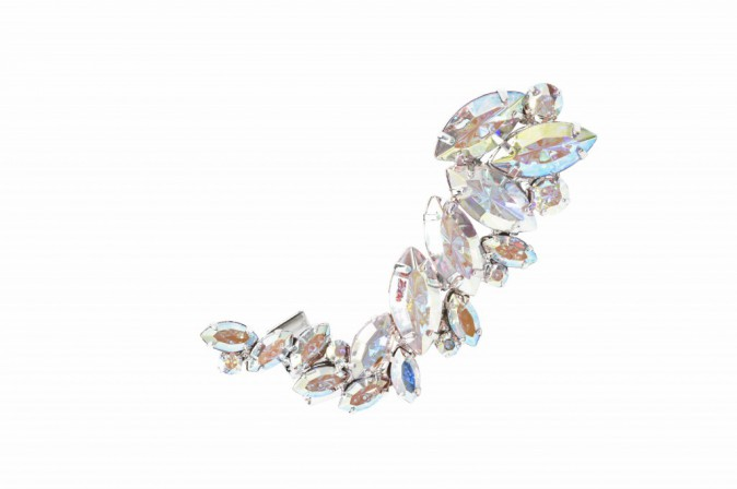 Bijou d'oreille en cristal de Swarovski, Katy Perry pour Claire's 29,99 €