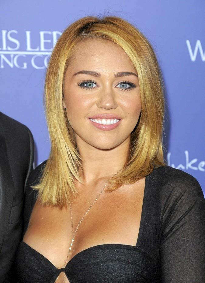 J- Miley Cyrus !